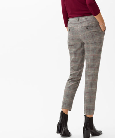Brax Maron Shortened City Pants