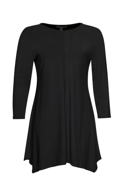 A Line 3/4 Sleeve Tunic