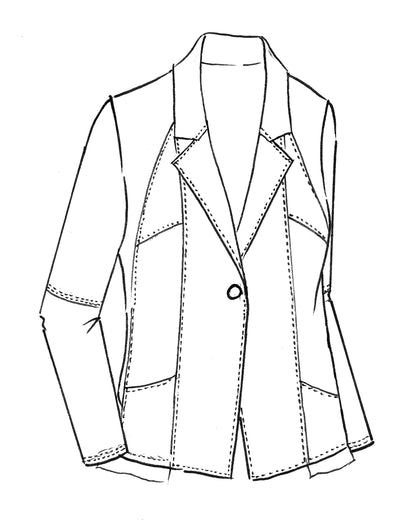 Tailored Summer Jacket