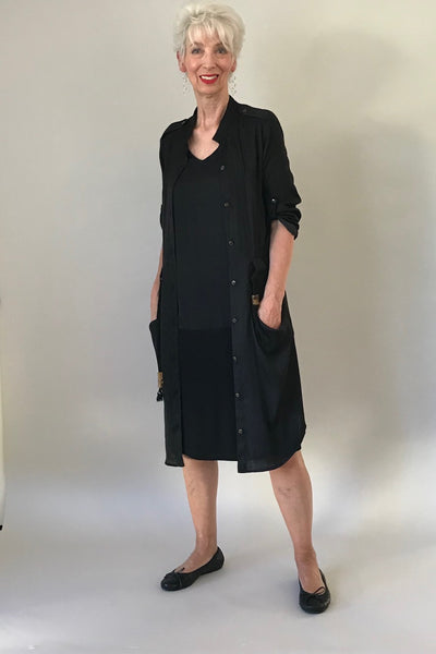 Duster Shirtdress
