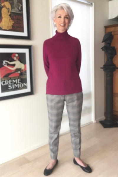 Brax Merino Turtle Neck Sweater