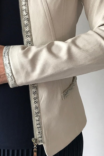 Frank Lyman Detailed Jacket
