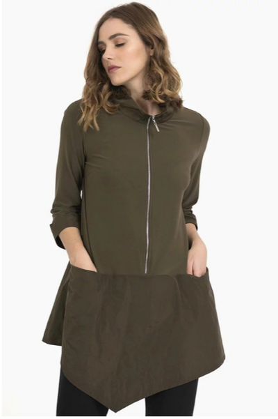 Safari Zip Tunic