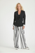 Side Pocket Wide Leg Long Pant