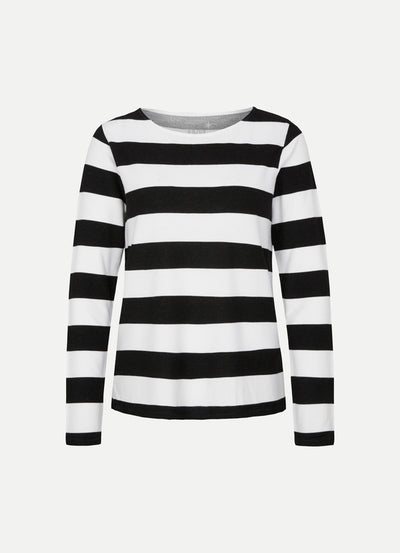 Large Stripe Sweater