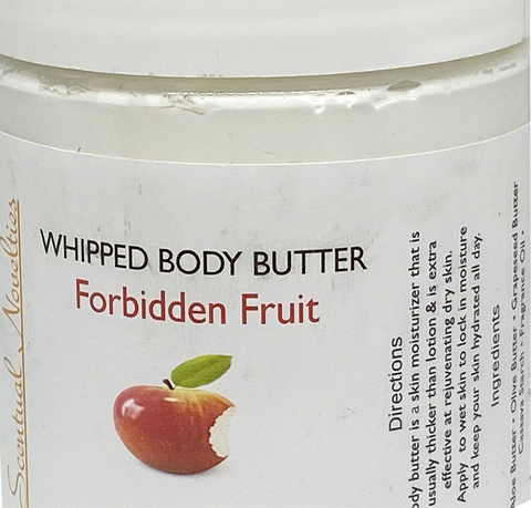 Forbidden Fruit Whipped Body Butter - 8oz