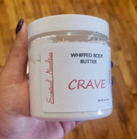 Crave Whipped Body Butter 8oz