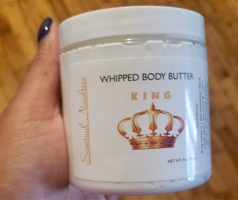 King Whipped Body Butter - 8oz