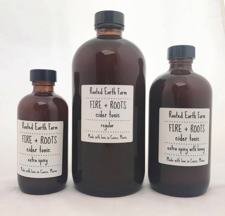 Fire and Roots Cider Tonic
