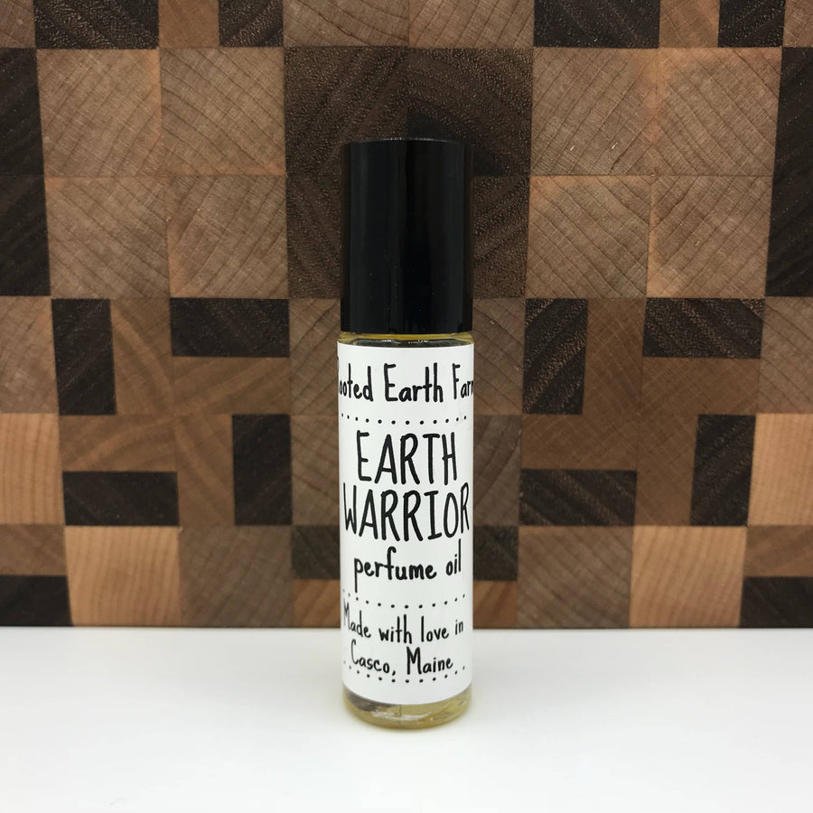 Earth Warrior Perfume Oil