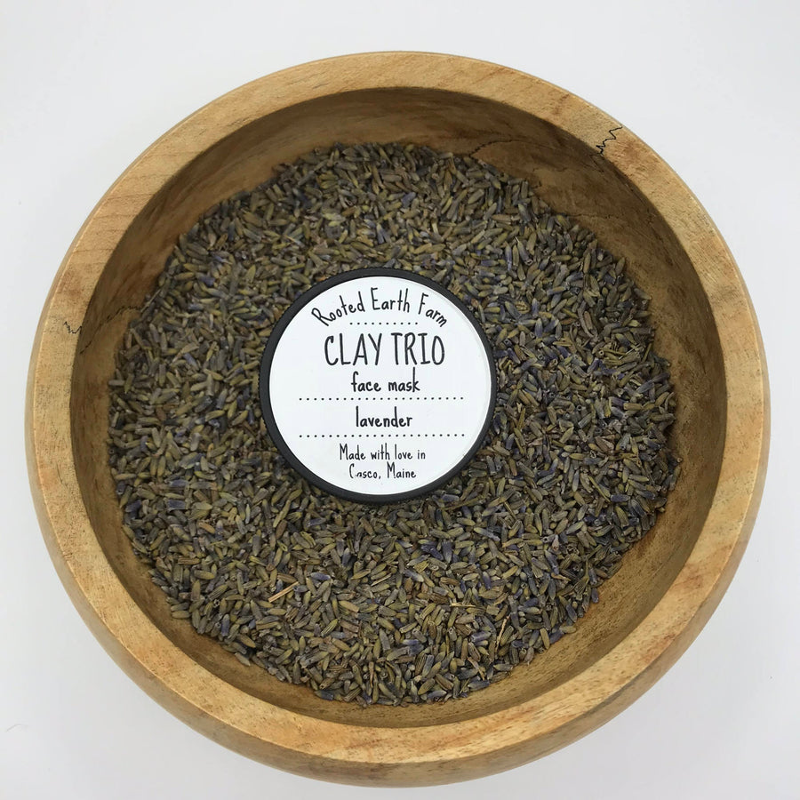 Lavender Herbal Mask