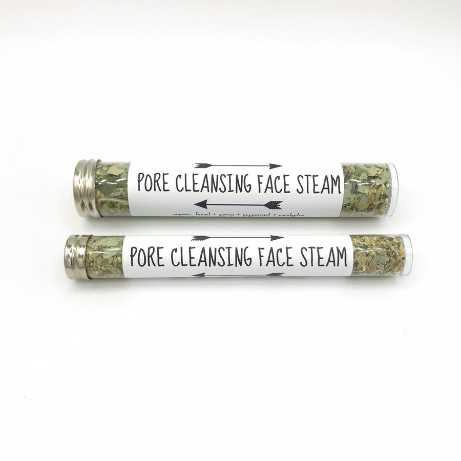 Pore Cleansing Face Steam