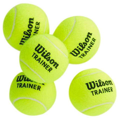 TRAINER TENNIS BALLS (BAG OF 60 BALLS)
