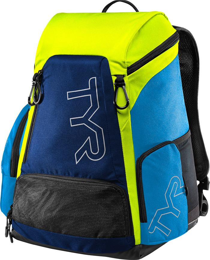TYR  Alliance 30L Backpack-487 LATBP30-487  (Blue/Green)