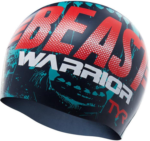 TYR  Sil Cap Beast Warrior LCSBST-001  (Black)