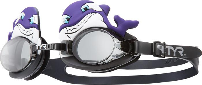 TYR Charactyrs Happy Whale Goggles