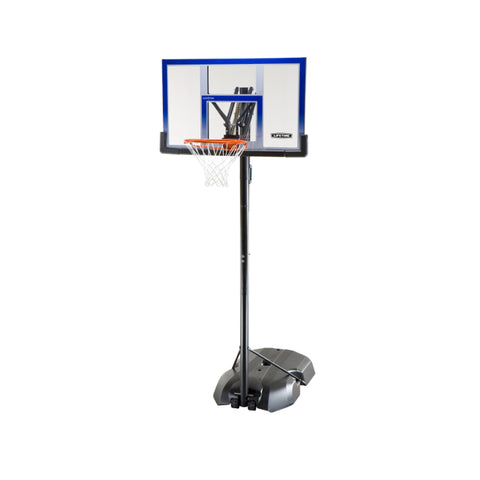 "48"" POLYCARBONATE ADJUSTABLE PORTABLE HOOP"