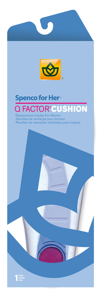 FOR HER Q FACTOR INSOLES