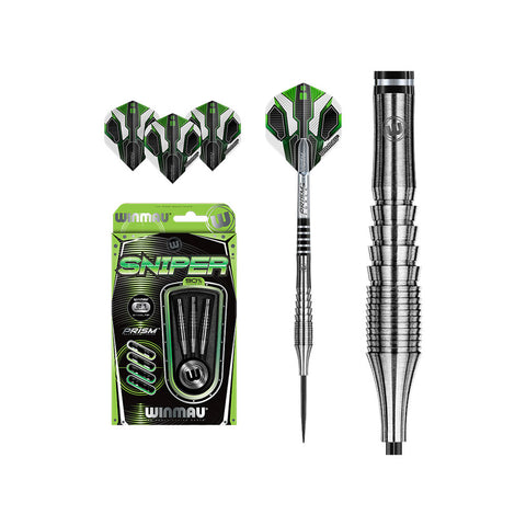 SNIPER TUNGSTEN STEELTIP DARTS