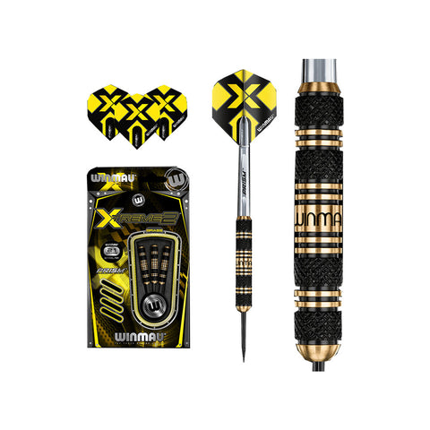 XTREME 2 BRASS STEELTIP DARTS