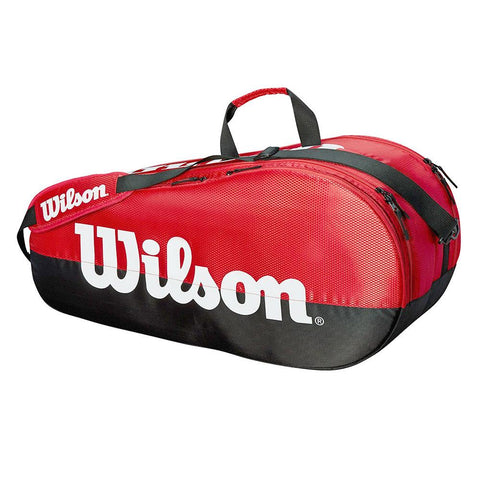 TEAM 2 COMPARTMENT 6 TENNIS RACKET BAG