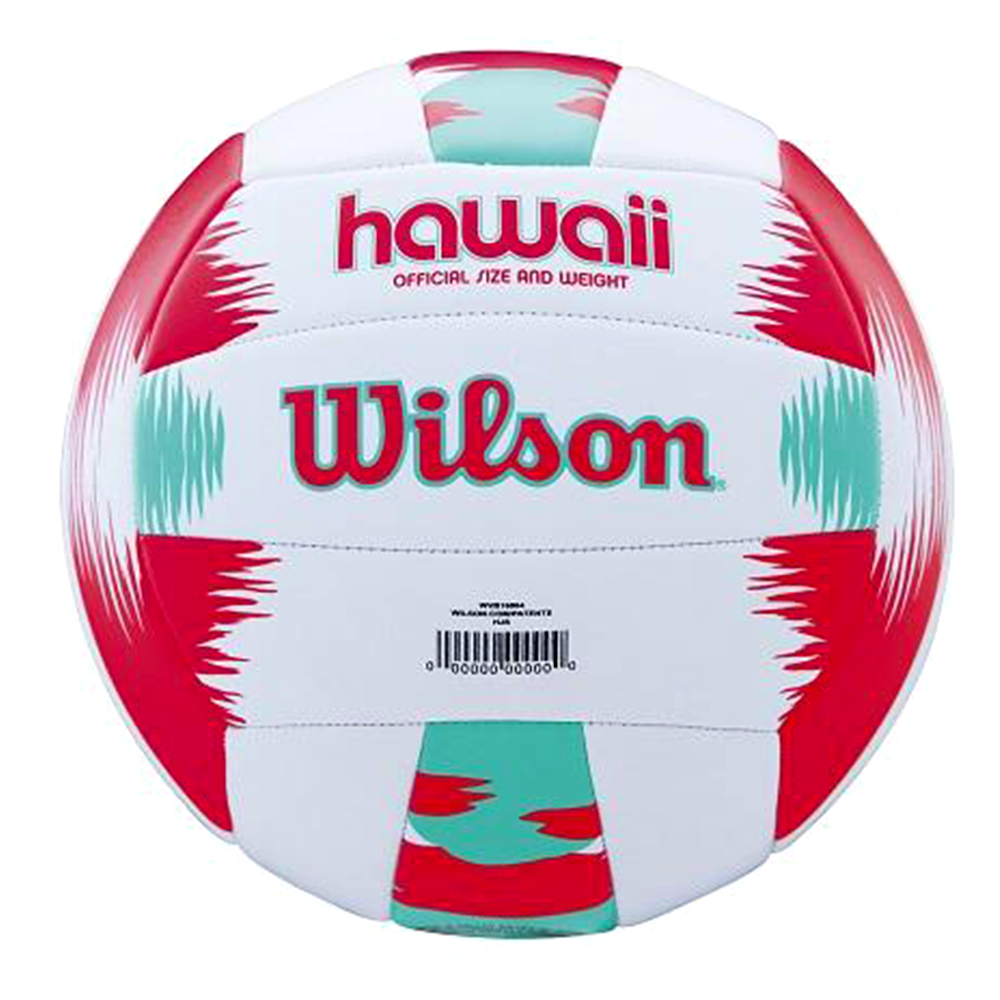 AVP HAWAII VOLLEBALL RED