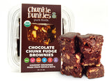 Chunkie Dunkies Chocolate Fudge Brownie