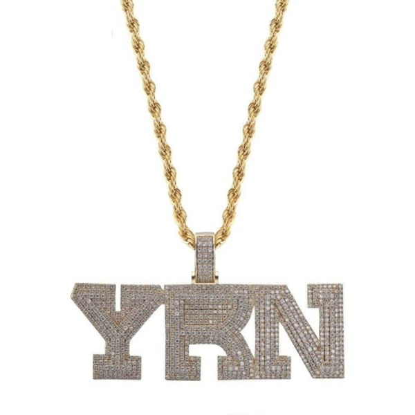 Quavo Young Rich Nation Pendant