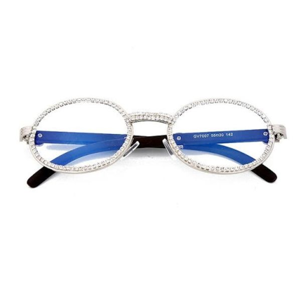 Quavo Sunglasses WhiteGold