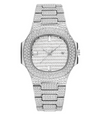 Urban Iced Stainless Steel Watch