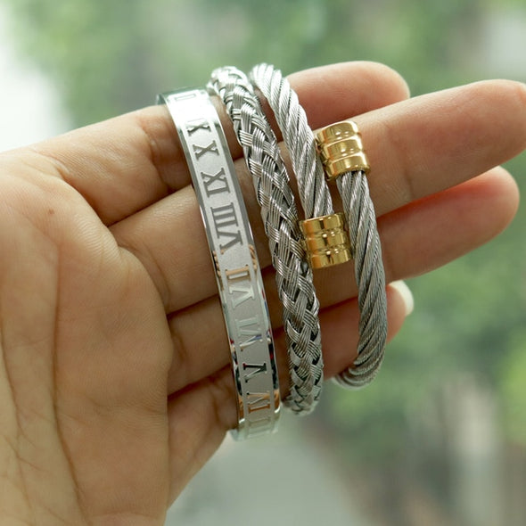 Urban Iced Bracelet Set