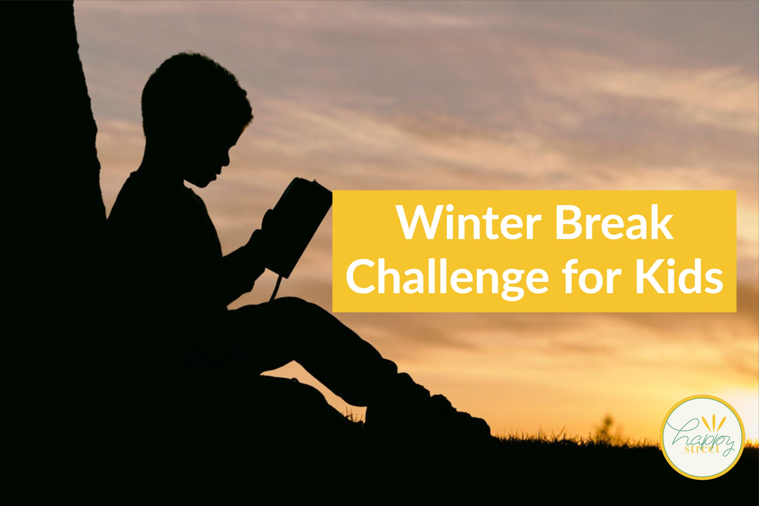 Winter Break Challenge for Kids