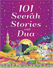 Load image into Gallery viewer, 101 Seerah Stories and Dua (Paperback)