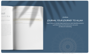 The 99 Names of Allah Guided Journal - Ramadan Legacy