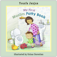 Load image into Gallery viewer, My First Muslim Potty Book