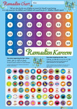 Load image into Gallery viewer, Ramadan Countdown Calendar