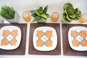 Arabesque Ramadan Napkins
