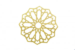 Arabesque Wall/ Table Decor