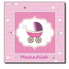 Load image into Gallery viewer, Masha Allah baby boy/girl card