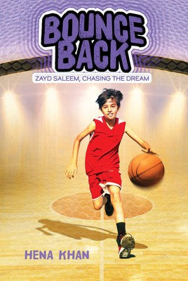 Bounce Back  (Zayd Saleem Chasing the Dream) Book 3