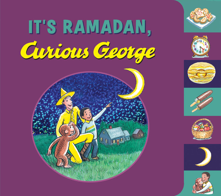 Its Ramadan Curious George