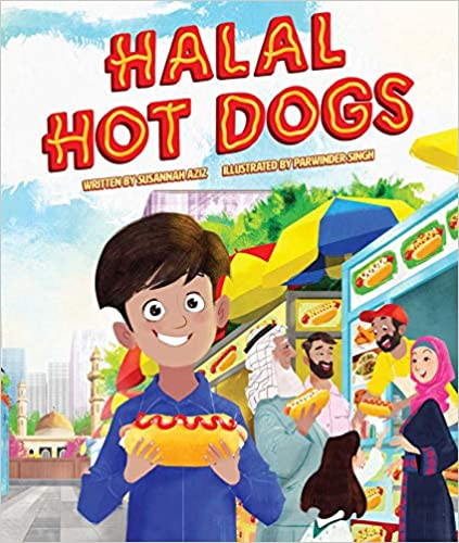 Halal Hot Dogs