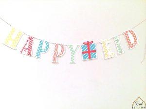 Happy Eid Party Banner