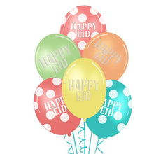 Load image into Gallery viewer, Happy Eid Foil Balloons