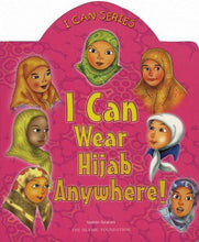 Load image into Gallery viewer, I Can Wear Hijab Anywhere