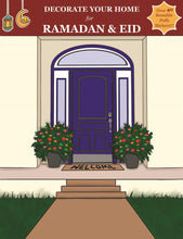 Load image into Gallery viewer, Ramadan and Eid Decorate Your Home Sticker Set