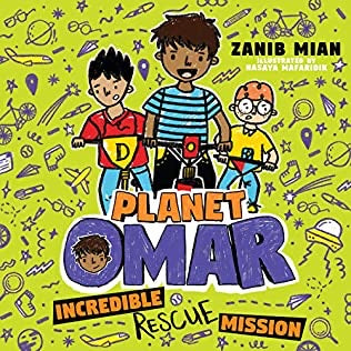Planet Omar 3: Incredible Rescue Mission