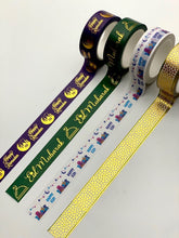 Load image into Gallery viewer, Eid Mubarak/ Happy Ramadan Washi Tape