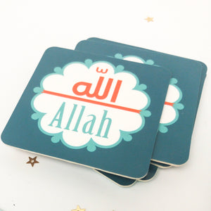 Names of Allah: A Memory Matching Game