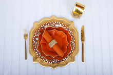 Load image into Gallery viewer, Ramadan Eid Terra-Cotta Embossed Napkins